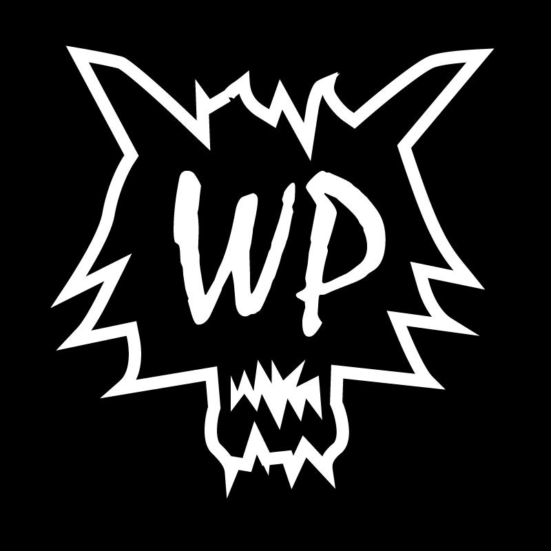 Wolf pack logo design - photo#32