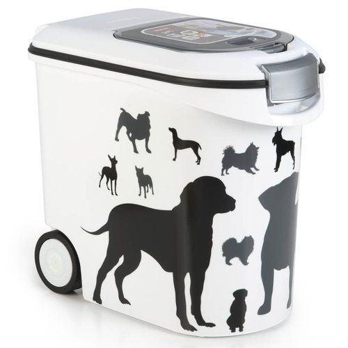 Lovello Bread Bin Food Storage Containers Pet Food Container