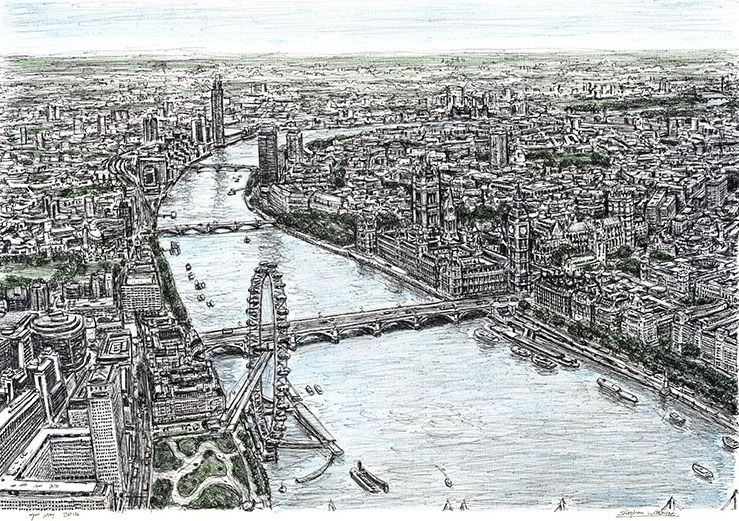 Stephen Wiltshire Panorama WiltshireAmazing DrawingsLondon EyeColoring BooksFree ColoringBook ClubsSmall