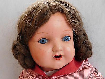 große alte Schildkröt Puppe  Celluoid  60 cm groß antik Schildkrötpuppe Doll 3 • EUR 199,00