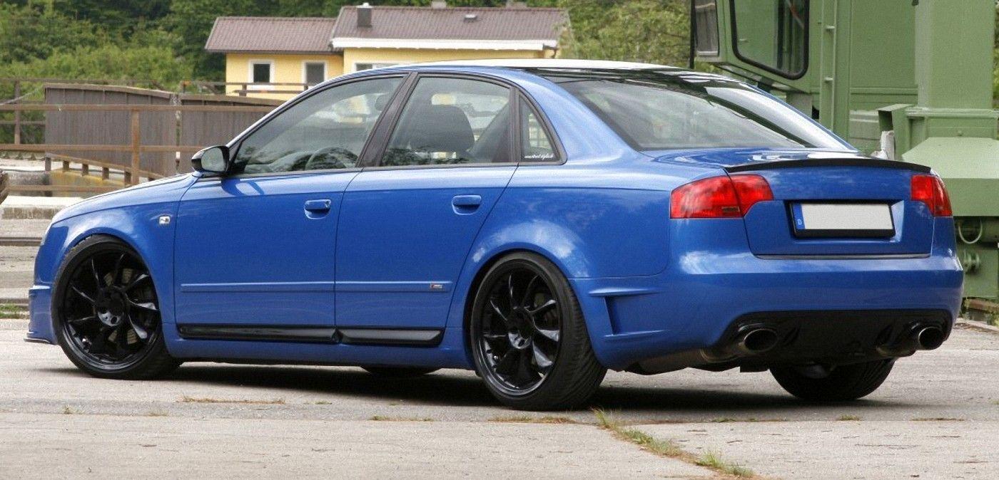 Audi A4 B7 Dtm Spoiler Whip Edm 215 Audi Pinterest