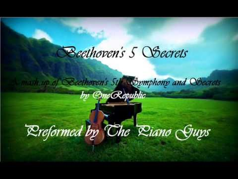 Beethoven S 5 Secrets The Piano Guys Piano Man Songs Love Songs