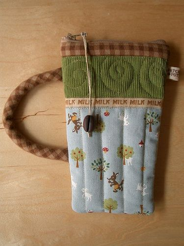 Coffeemug pouch 21 by PatchworkPottery, via Flickr