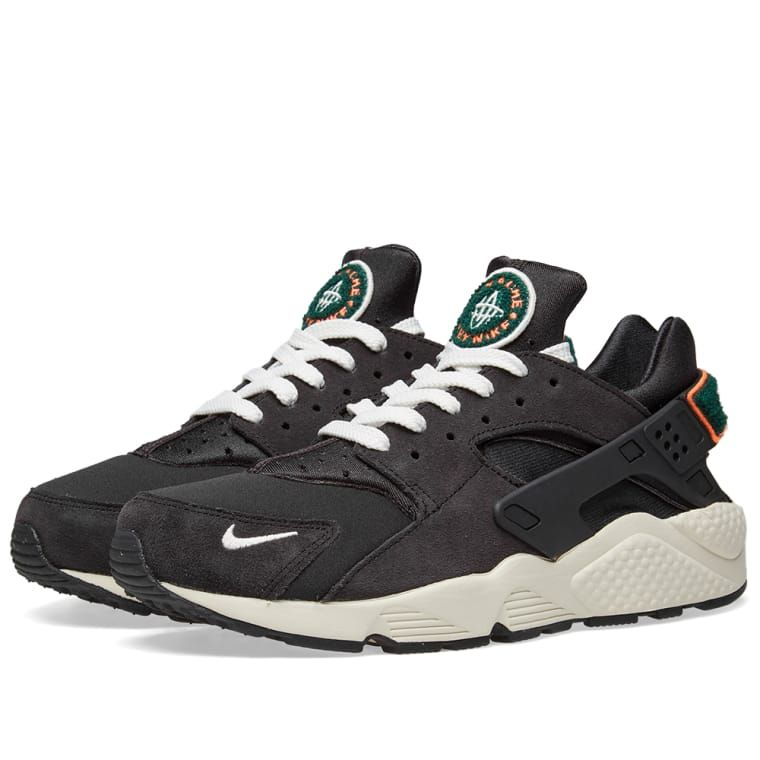 info for ed656 e25d5 Nike Air Huarache Run Premium Grey, Sail  Rainforest 1