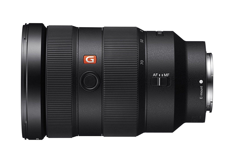 Sony Fe 24 70mm F 2 8 Gm Lens Standard Zoom Lens Sony Lens Zoom Lens