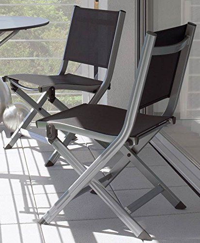 Kettler Basic Plus Folding Side Chair >>> Read more at the image ...