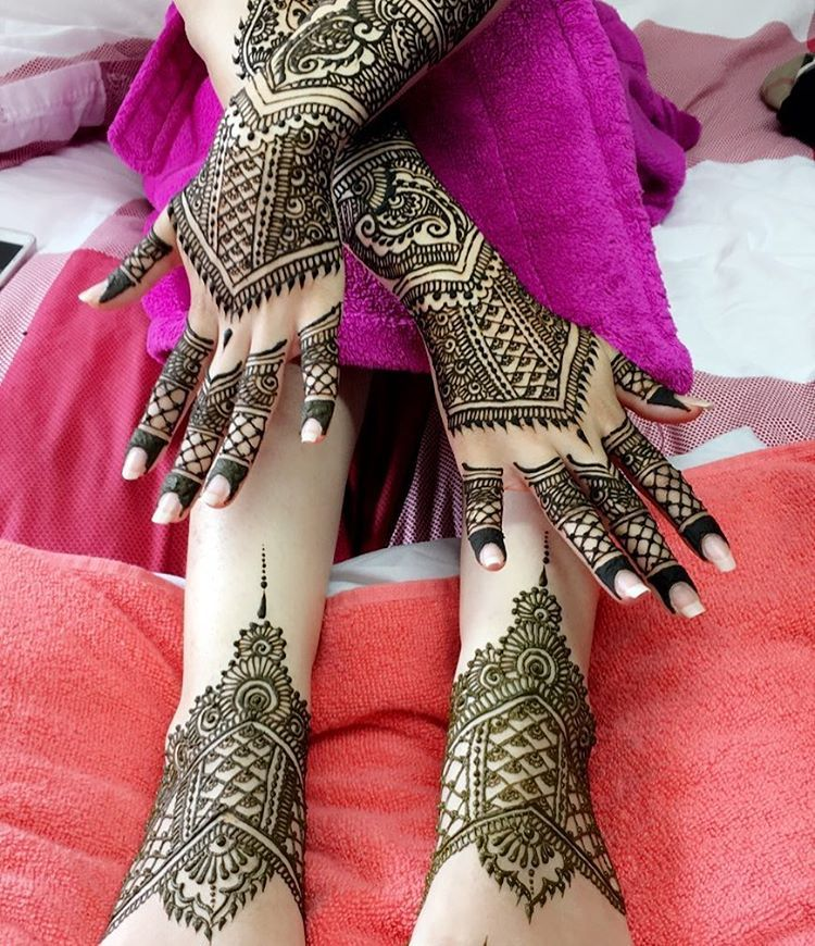 21 likes 2 comments henna by iq hennabyiq on