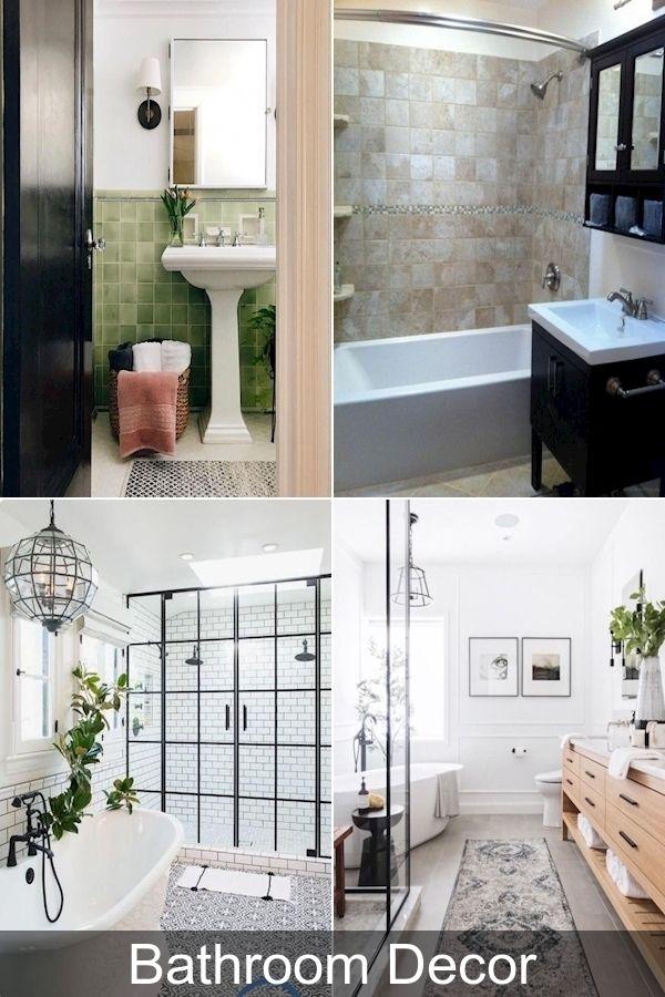 Photo of Bathroom Collection Sets | Floral Bathroom Decor | Aqua Mosaic Bathroom Accessor …
