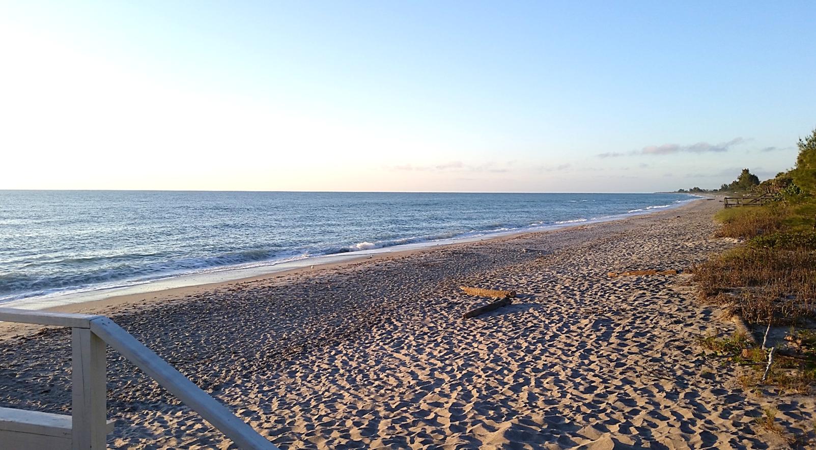 Manasota Key Beach View from The Pearl Beach Inn. | Pearl ...