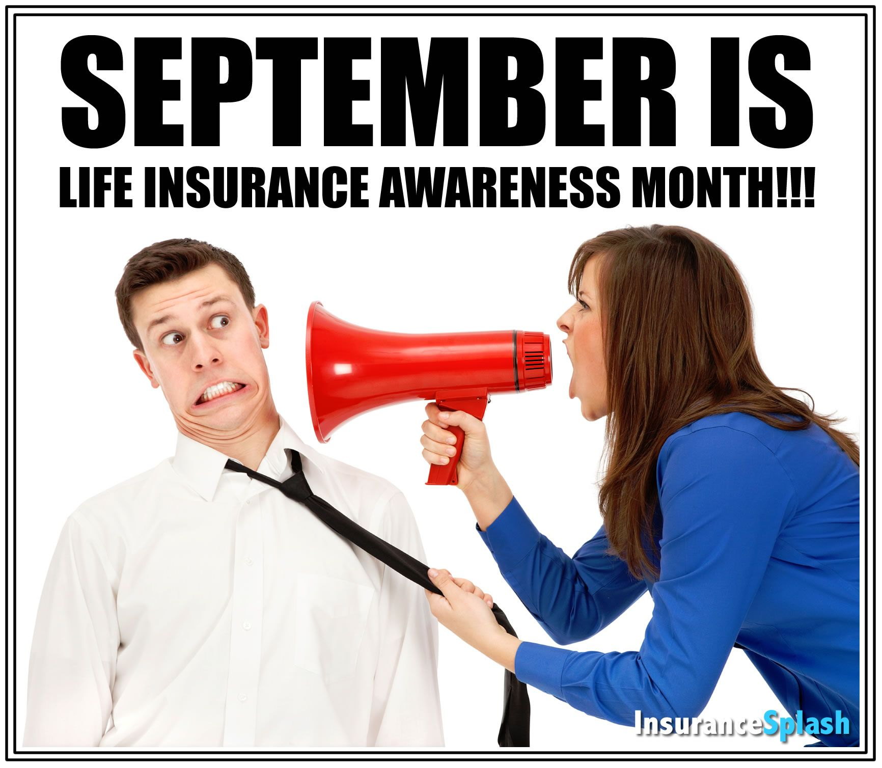 Just in case you were not aware... Life insurance