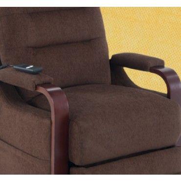 Wood Arm Lift Recliner Lift Recliners Discount Furniture Recliner