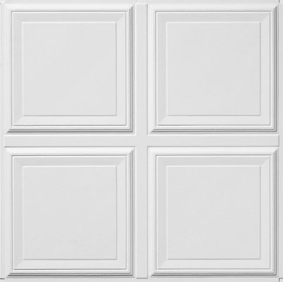 1201 Raised Panel Is A Paintable Ceilings By Armstrong Add Visual Flair To Any E With Our 24 X Homestyle Ceiling Tile