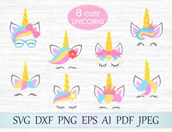 Pin On Clipart Unicorns Ponies