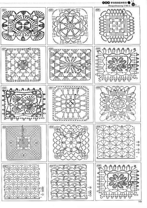 Ideas para el hogar: 2180 Puntos para tejer | diy | Pinterest ...
