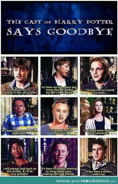 More harry potter facts