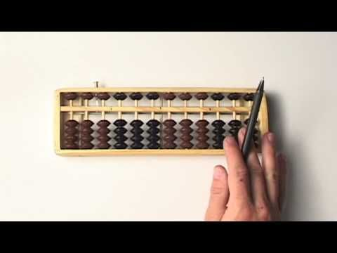 abacus lesson 1 introduction proper technique history of the abacus tutorial youtube. Black Bedroom Furniture Sets. Home Design Ideas