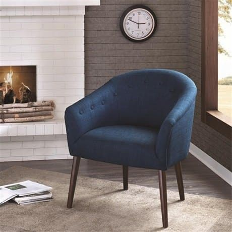 Astonishing The Best Living Room Accent Chairs Under 200 Futurehome Machost Co Dining Chair Design Ideas Machostcouk