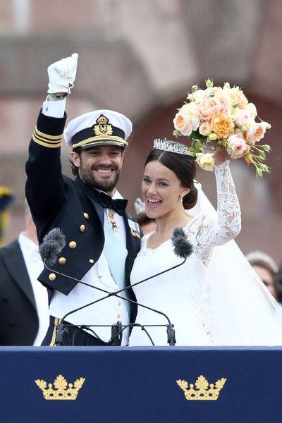 Departures & Cortege: Wedding of Prince Carl Philip and Princess Sofia of Sweden