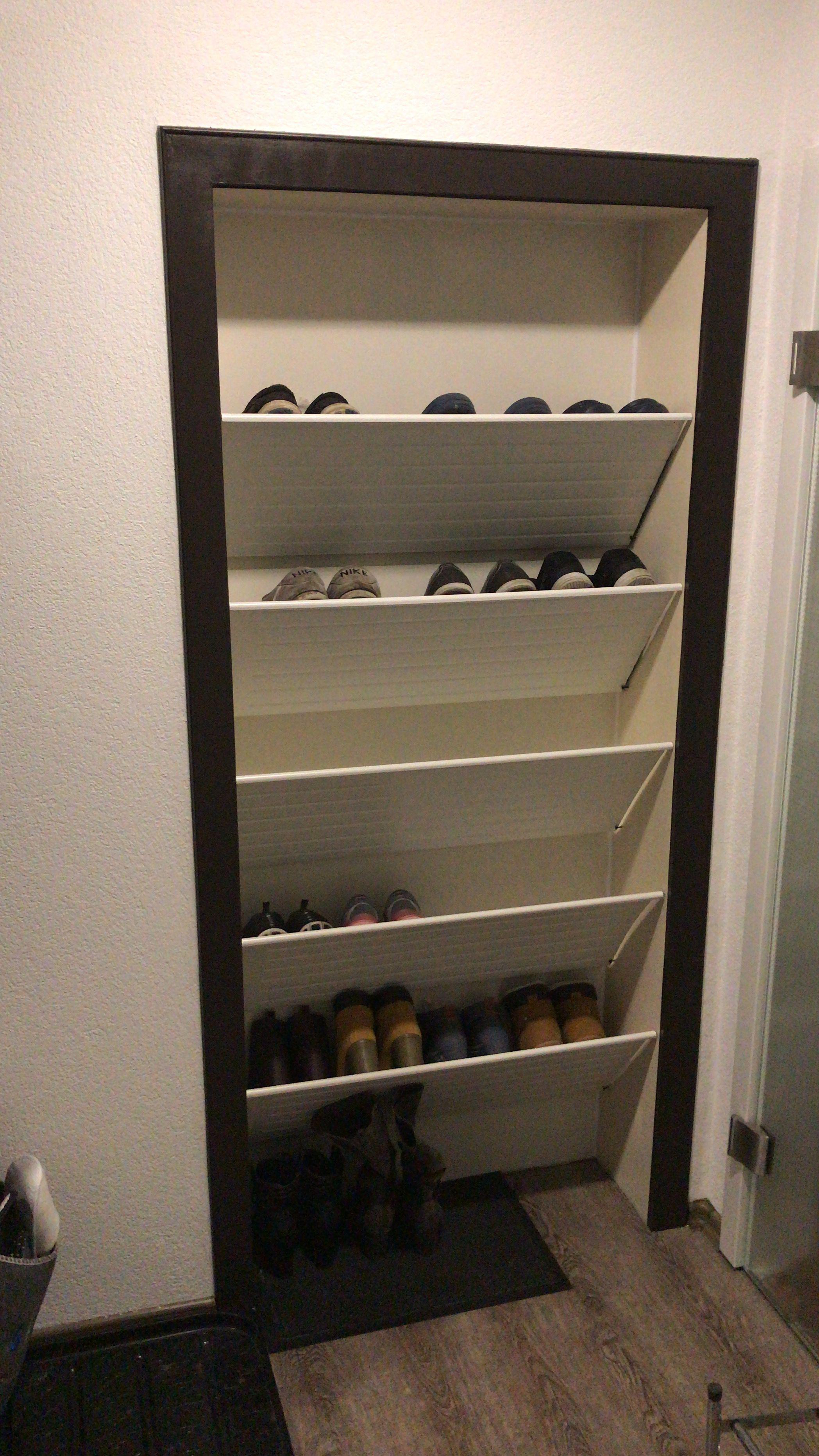 Shoe Cabinet In Door Frame Cabinet Door Frame Shoe In 2020 Quality Kitchen Cabinets Door Frame Shoe Cabinet