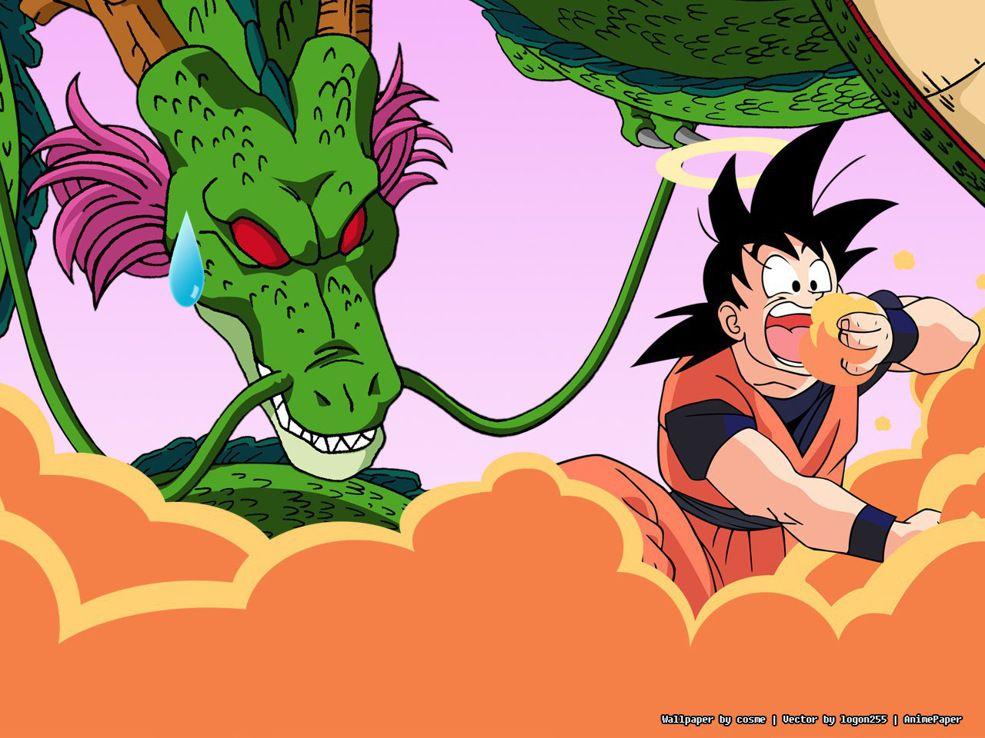 Dragon Ball z delicious!!!!!!