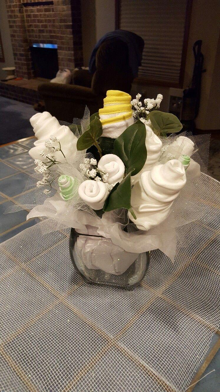 Oneies flower bouquet