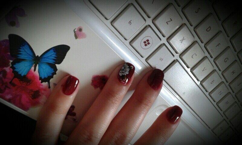 Make by Flávia Haesbaert Nail Design; always does it perfect!!