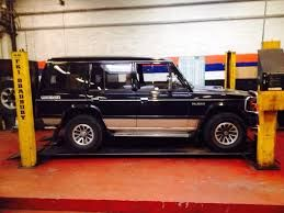 Image result for mk1 pajero