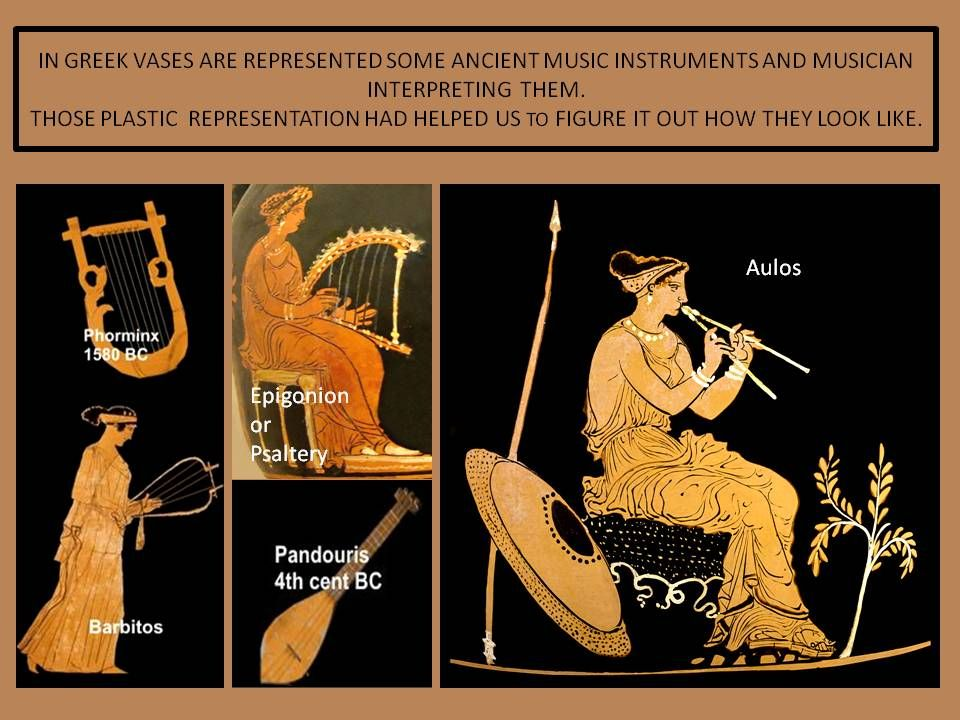 Music instruments Italy | History - Ancient in 2019