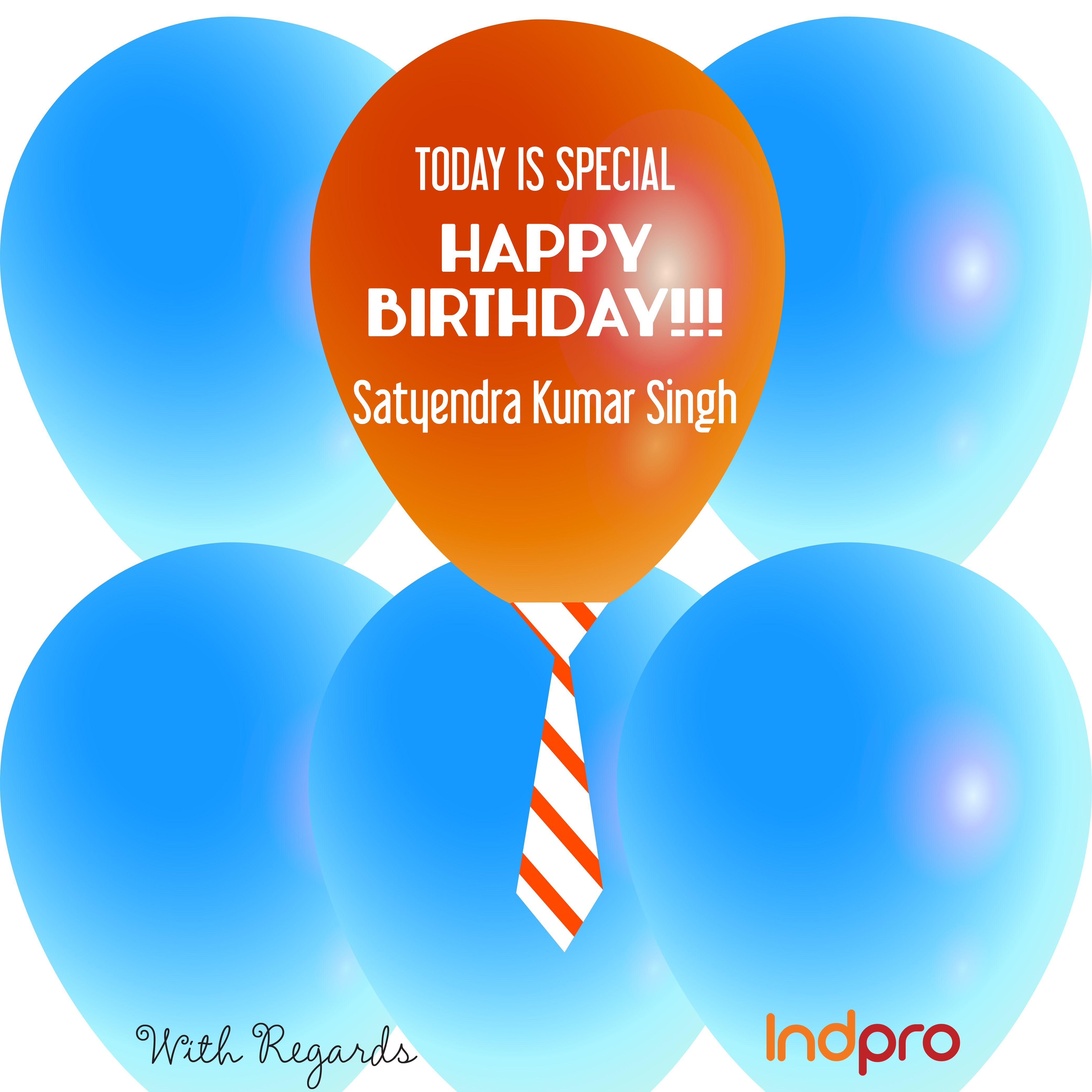 #BdayCards #Happybirthday #Indpro  www.indpro.se
