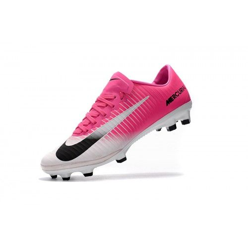 Buy Nike Mercurial Vapor XI FG Mens White Pink Football Boots Shop
