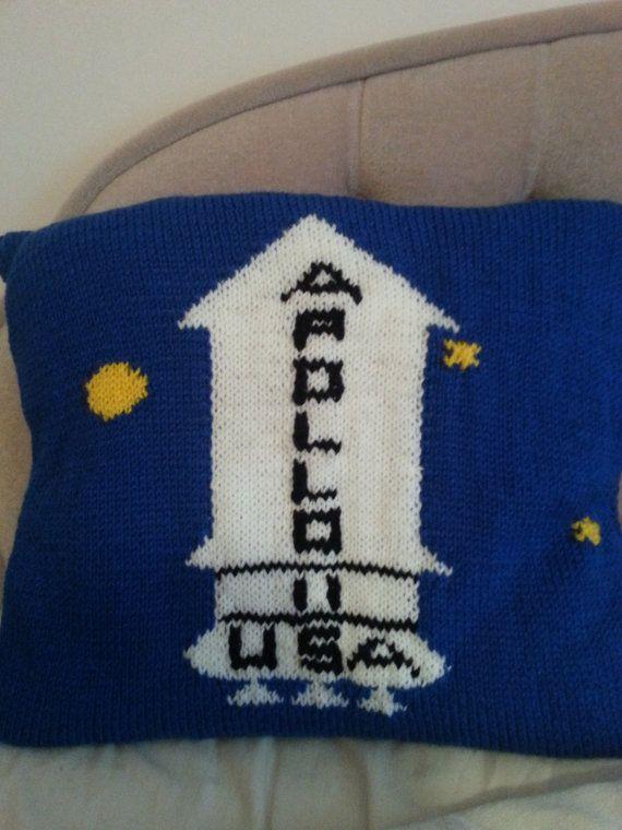 Knitting Pattern Kubrick Apollo Sweater From The Shiningadult Size