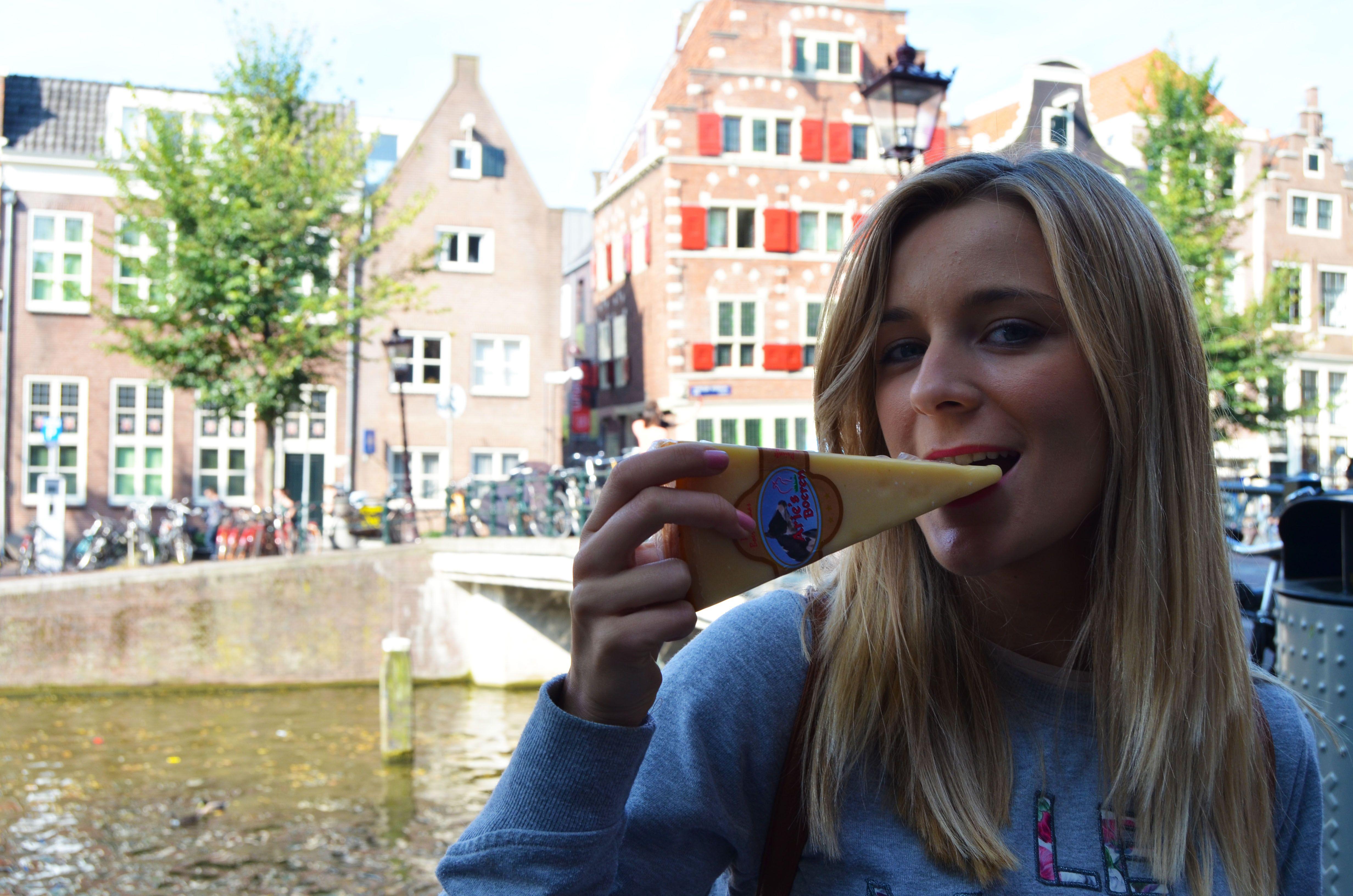 Queso Ámsterdam