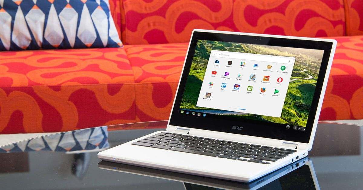 IntelBased Chromebooks Fall Behind When Running Android