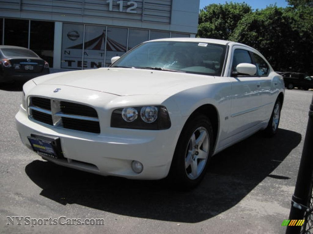 2010 Dodge Charger 2010 Dodge Charger Sxt In Stone White
