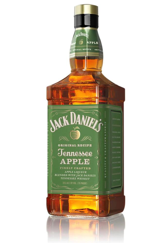 Jack Daniels Tennessee Apple 750ml Jack Daniels Daniels Jack Daniels Bottle