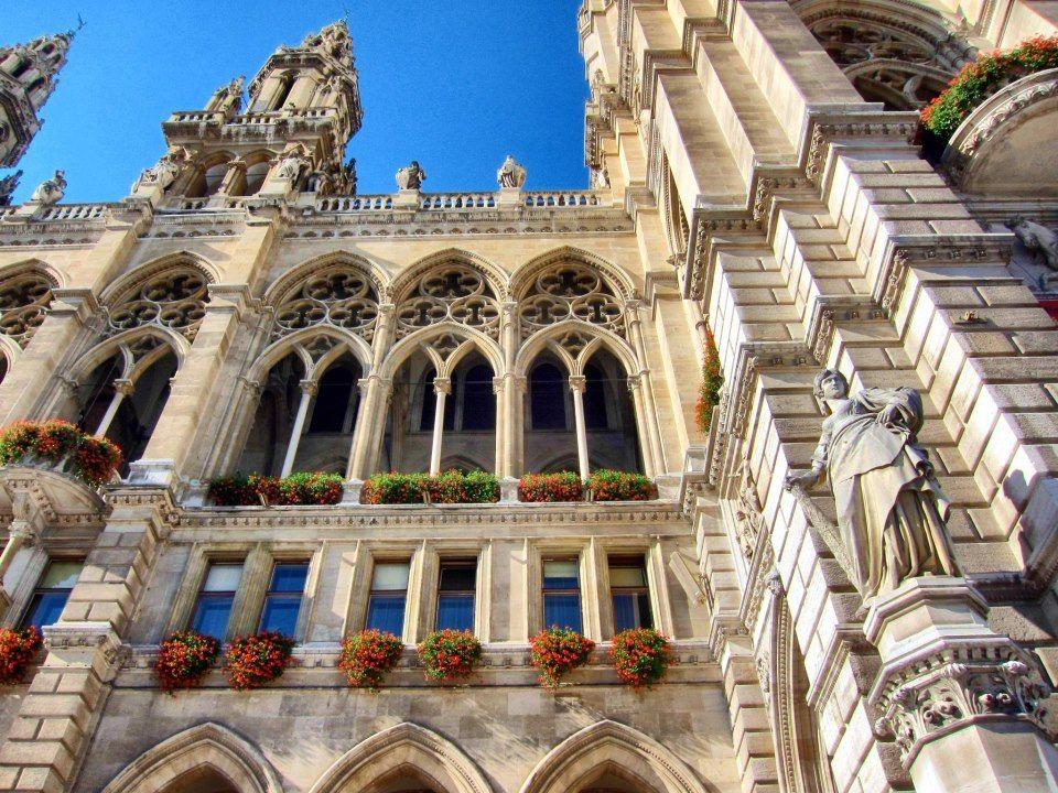Rathaus, Wien? Mairie de Vienne, AUTRICHE