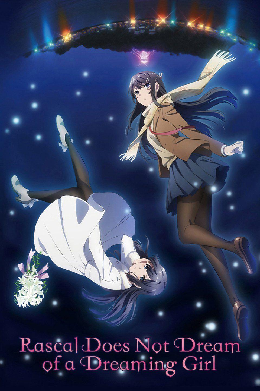 Seishun Buta Yarou Wa Yumemiru Shoujo No Yume Wo Minai Adalah Film Drama Romantis Supernatural Jepang Tahun 2019 Berdasarkan Volume Kee Di 2020 Animasi Ilustrasi Novel