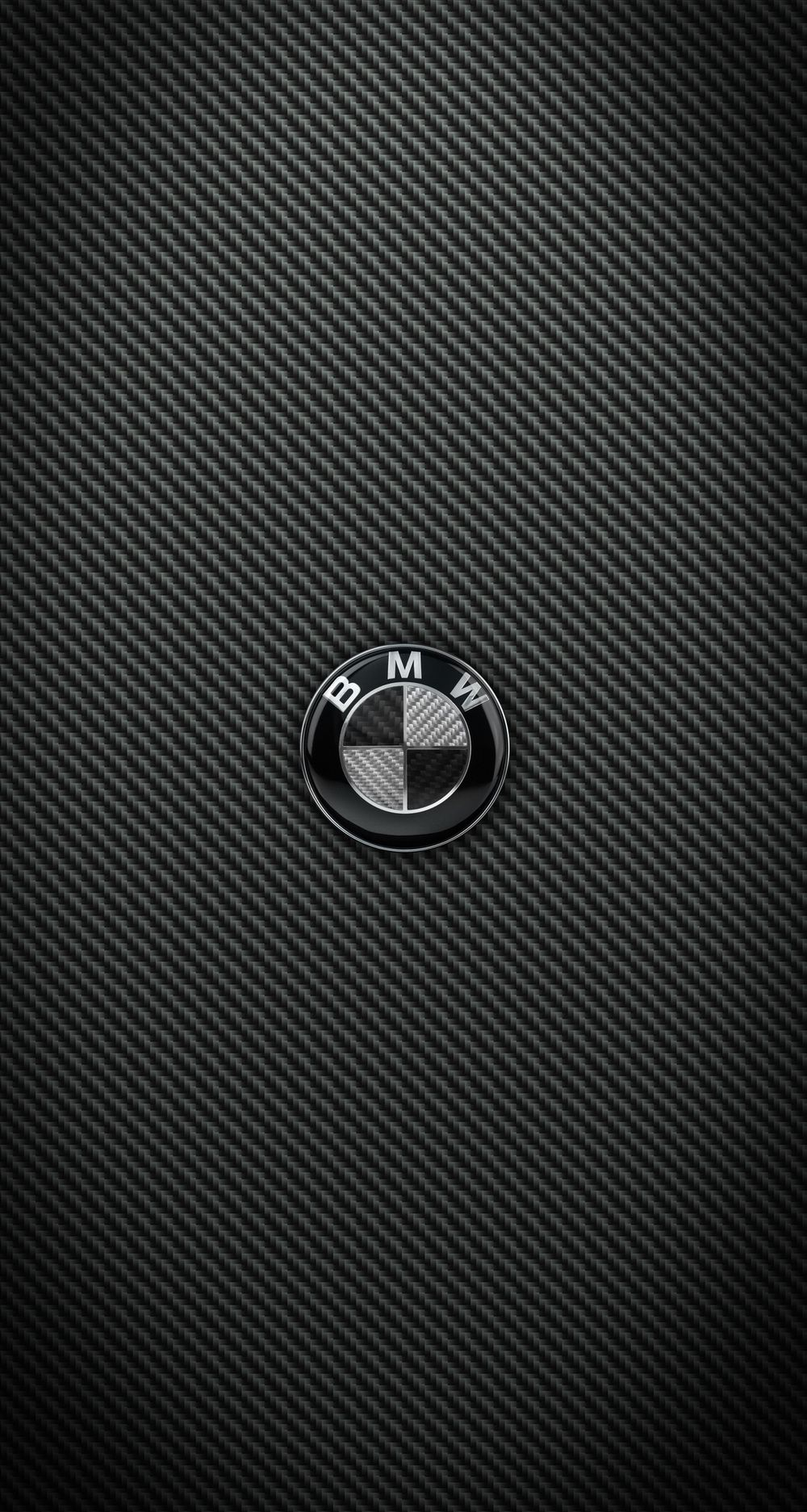 Carbon Fiber BMW And M Power IPhone Wallpapers For 6 Plus