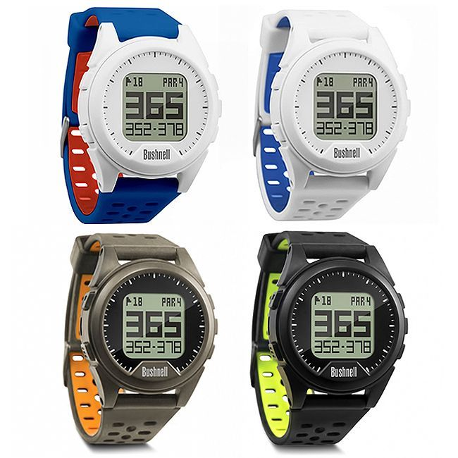 Bushnell Neo-ION GPS Watch - 19134182 - Overstock.com Shopping - The Best Prices on Bushnell Golf Course GPS