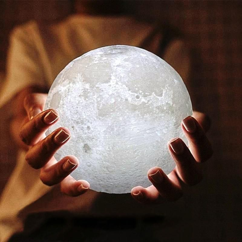 3d Moon Lamp Moon Light Lamp Night Light Lamp Moon Nightlight