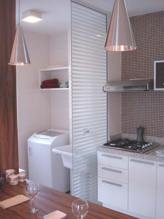 Lavanderia de apto pequeno pesquisa google decora ao for Cocina apartamento pequeno