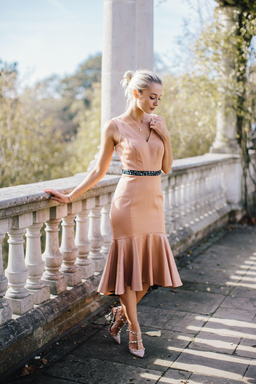 Fashion Mumblr Josie wears Coast\'s Ryanna Peplum Dress | go fashion ...
