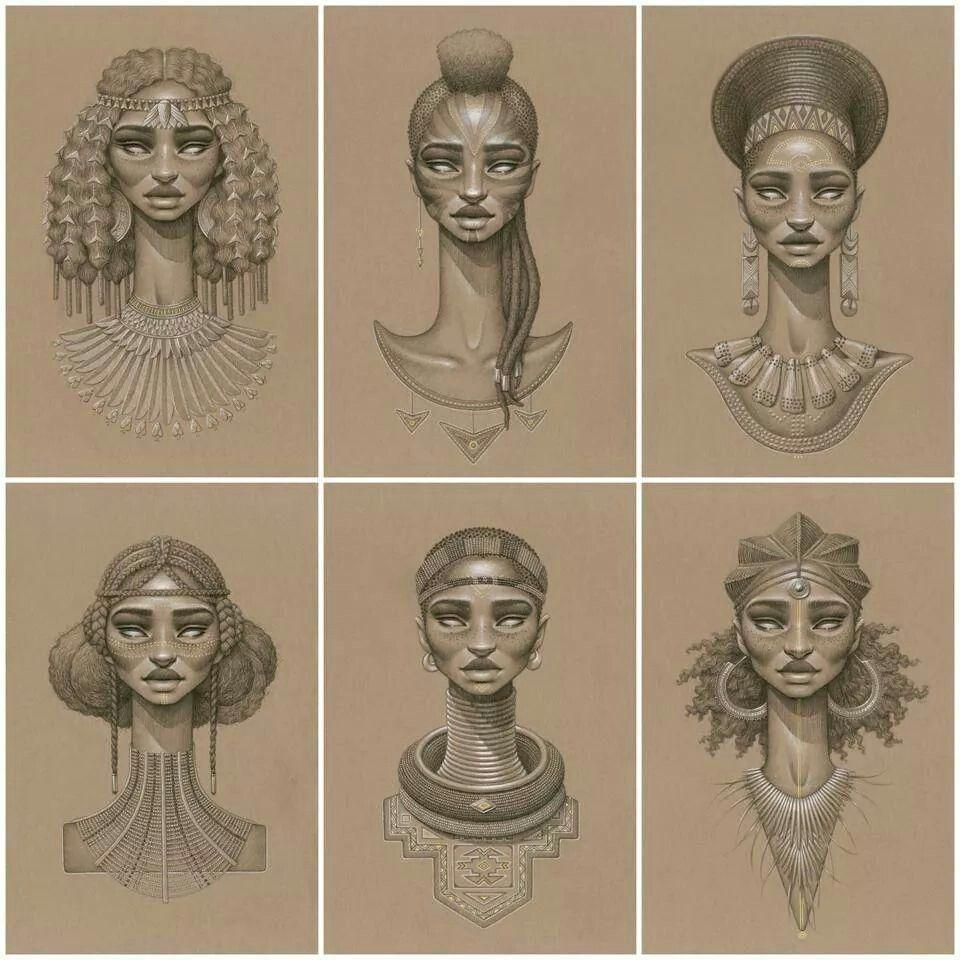 Sundust By Toronto Based Artist Sarah Golish African Tattoo