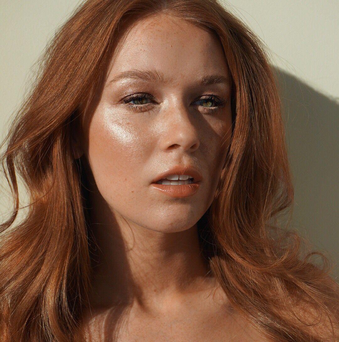 makeup by sarah redzikowski on leanna decker, las vegas makeup