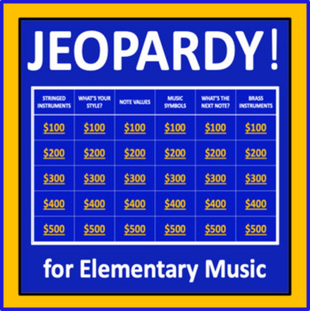 Pin on Music Class Activities