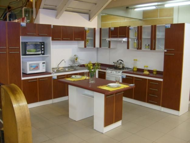 Muebles de cocina pantri pinterest muebles de cocina for Imagenes de muebles de cocina