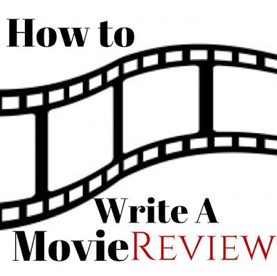 Moonie-Mag Malan: Writing a Movie Review! how to write a