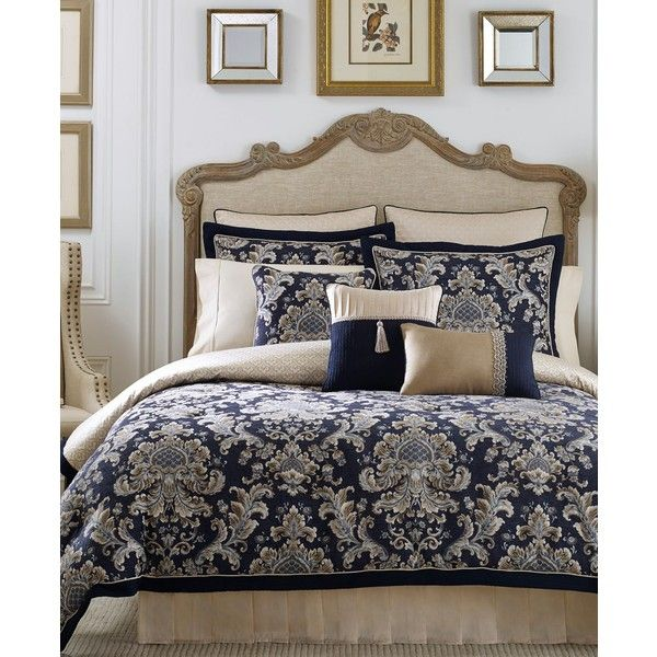 Croscill Imperial Queen Comforter Set 420 Liked On Polyvore