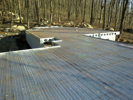 Pive Solar Homes Concrete Floors