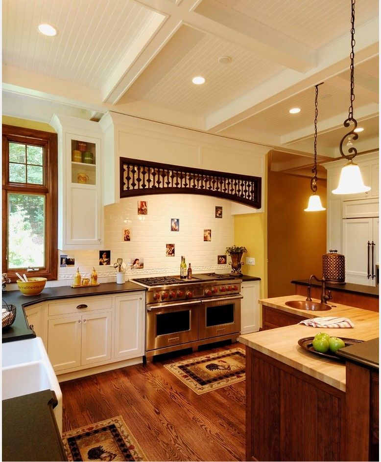 Kitchen Ceiling Fans Cool And Classic Design Of Ceiling Fans In